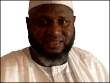 Ahmad Sani Yerima (Photo from Nigerian Senate website www.nassnig.org/senate)