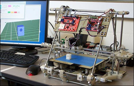 The RepRap system