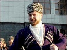 Ramzan Kadyrov, Apr 25, 2010