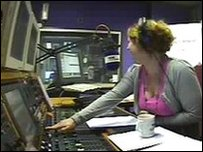 BBC Lincolnshire Studio Two