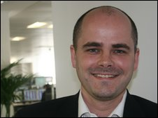 Bond Trader Markus Jarnefelt