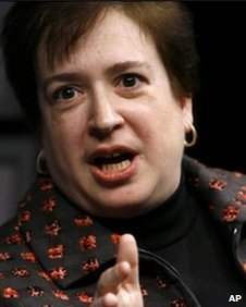 Solicitor General Elena Kagan