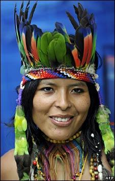 Bolivian indigenous Guarani