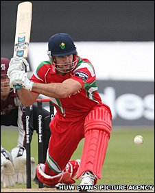 Glamorgan's Tom Maynard