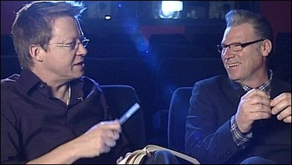 Simon Mayo and Mark Kermode