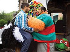 A still image from the movie Four Lions
