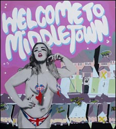 Welcome to Middletown by Stuart Semple