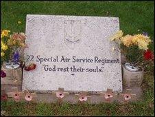 SAS memorial