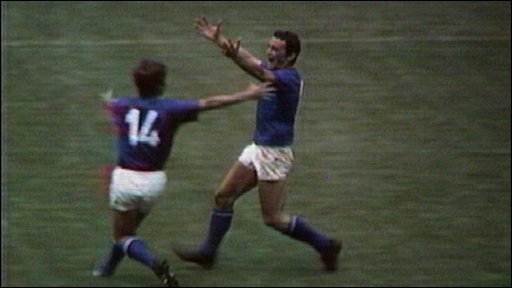 Italy beat West Germany in 1970 classic