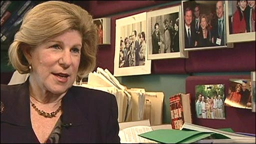 Supreme Court analyst, Nina Totenberg of NPR radio