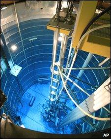 Nuclear reactor, AP