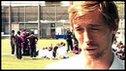 Tottenham striker Peter Crouch