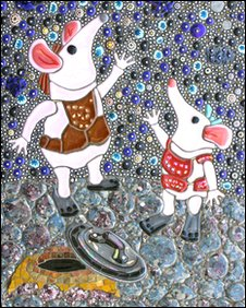 Clangers mosaic