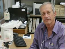 Professor Menachem Goren (Pic by Noam Sharon)