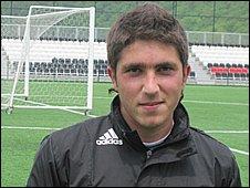 Tarzen Jahangirov, Gabala FC midfielder