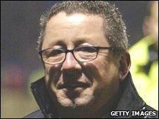Gillingham chairman Paul Scally
