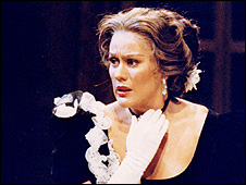 Dame Kiri Te Kanawa as Violetta in La Traviata at The Metropolitan Opera for What Makes a Great Soprano