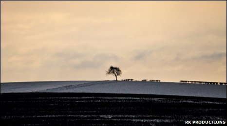 The battlefield at Towton