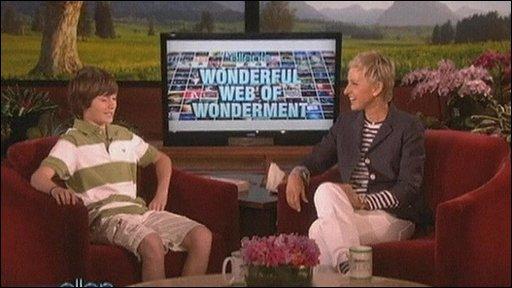 Greyson and Ellen