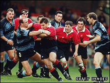 Cardiff v Toulouse 1996: The first Heineken Cup final