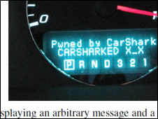 CarShark attack, CAESS