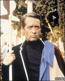 PATRICK McGOOHAN AS NUMBER SIX IN THE 1967 TV SERIES THE PRISONER