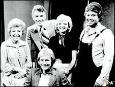 Crossroads cast in 1988