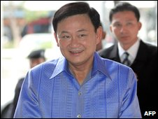 Thaksin Shinawatra (file image)