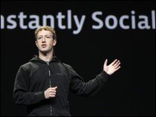 Mark Zuckerberg, Facebook founder