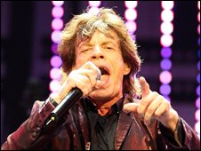 Rolling Stones set to top chart