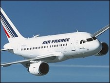 Air France plane