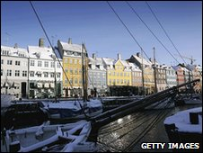 Ships in Copenhagen