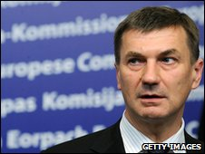 Prime Minister Andrus Ansip