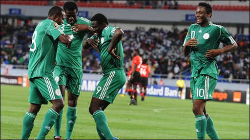 World Cup guide: Nigeria
