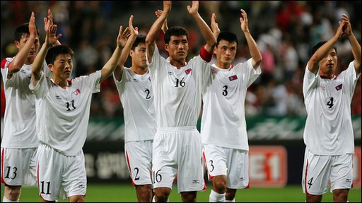 World Cup guide: North Korea