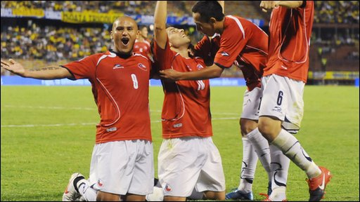 World Cup guide: Chile