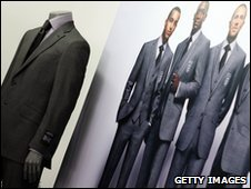 M&S England World Cup suit launch