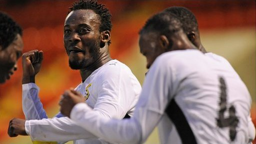 World Cup guide: Ghana