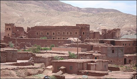 Telouet castle, Morocco