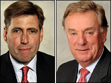 Graham Brady and Richard Ottaway