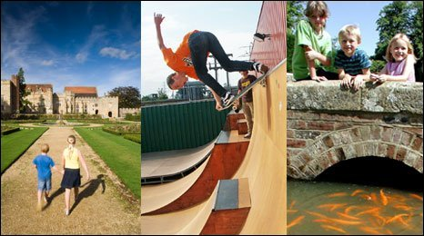 Things to do in Beds, Herts and Bucks!