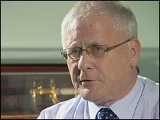 Mayor Peter Davies