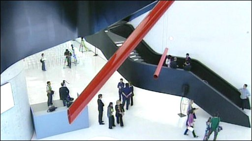 The Maxxi celebrates the best of modern art and architecture