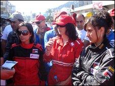 Speedsisters, Nablus