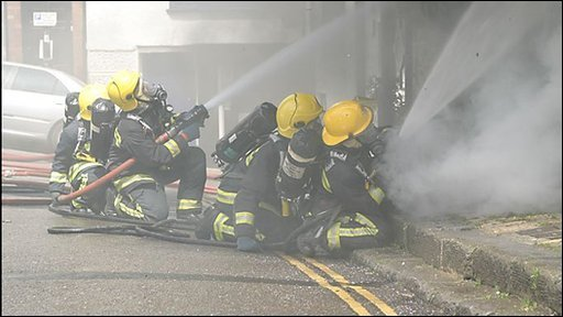 Dartmouth fire