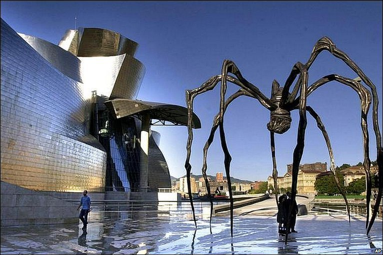 Bbc news in pictures louise bourgeois - Bourgeois foto ...