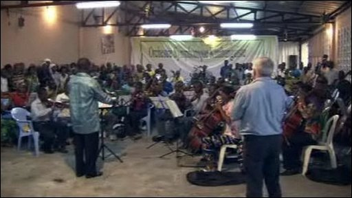 Congolese orchestra