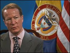 US Ambassador William Brownfield
