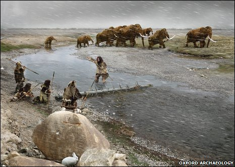 Mammoth herds and Neanderthals (Oxford Archaeology)