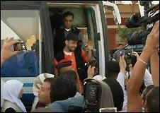 Activists arrive in Jordan, 2 June